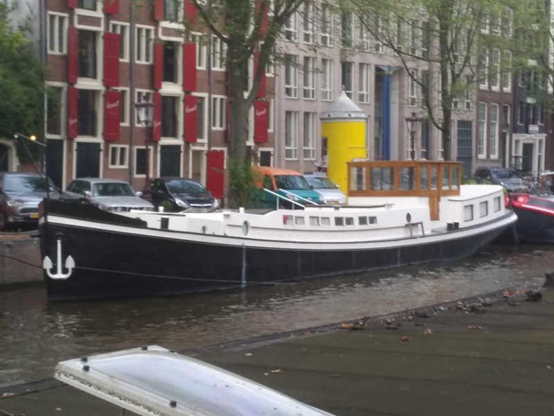 Woonschip onderhoud 2